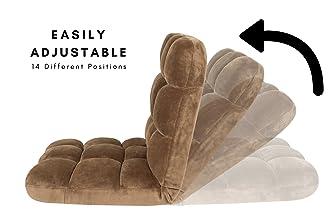 Best Floor Chairs for Ultimate Back Support BirdRock Home Adjustable Floor Chair