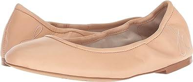 229553f0d7f7 Sam Edelman Women s Fritz Soft Nude Nappa Luva Leather 6 ...