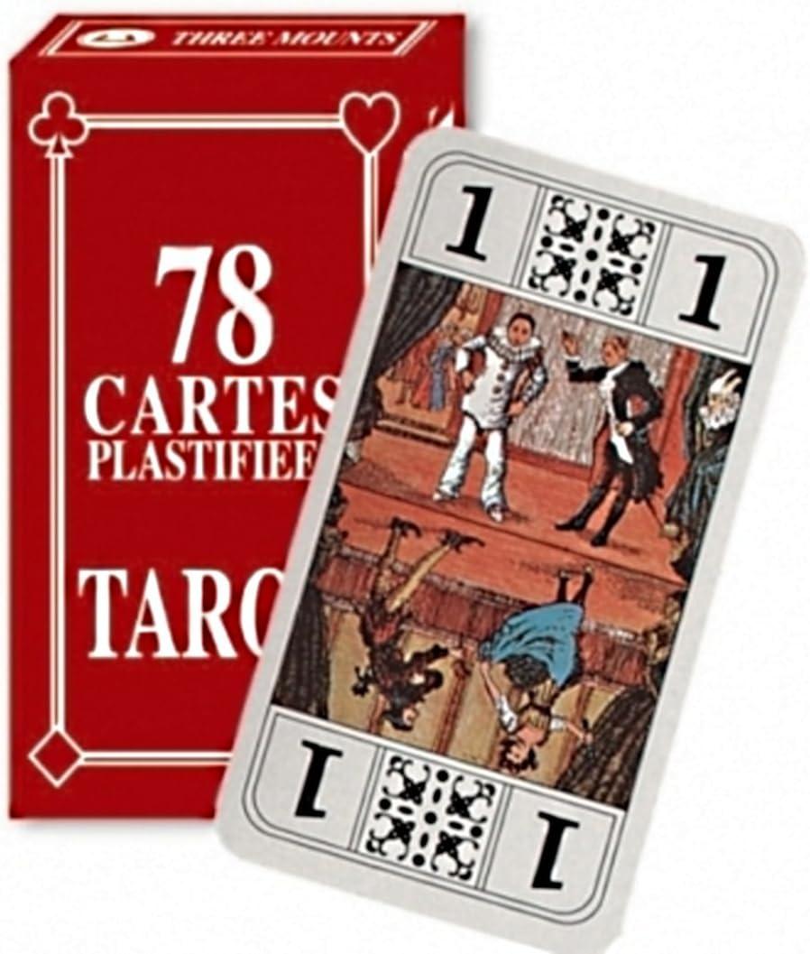 Jeu de cartes (Tarot)