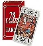 JEU DE TAROT 78 CARTES A JOUER AVEC NOTICE