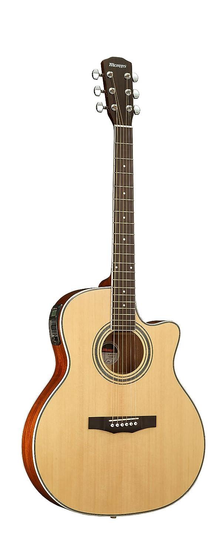 モーリス エレアコギター Morris R-401 NAT ナチュラル B0105TG2F2