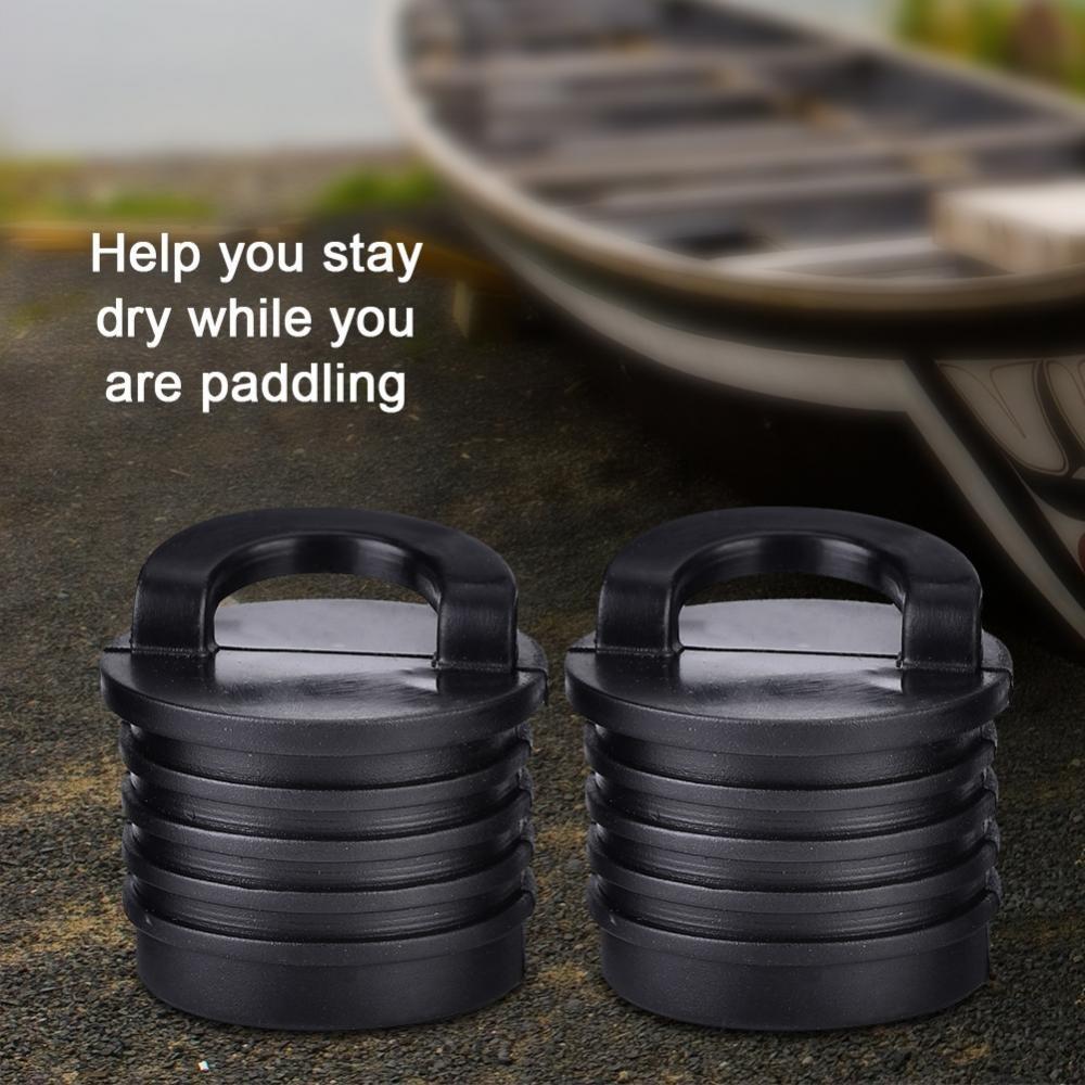 4/Pcs pour Kayak Bateau cano/ë Dalot Bouchon Bouchons Orifice de Drainage Bouchons de Remplacement pour Kayak Accessoires M1522/ Plugs Bouchons Bouchons /Large Navire Navire Tbest Kayak Dalot