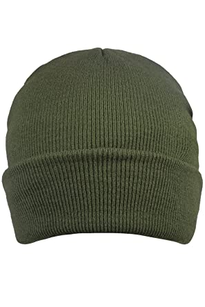69a5b64b985d5 Army Green Hat Beanie Knit Cap Cycle Skull Cap Knit Simple Hat Army Green