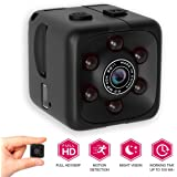 Amazon Price History for:[NEW 2018 UPGRADED] Spy Hidden Camera 1080P Portable Cube by Morvelly | Mini Security Wireless Camera | USB Cam with Night Vision/Motion Detection | For Home and Office - No WIFI Function