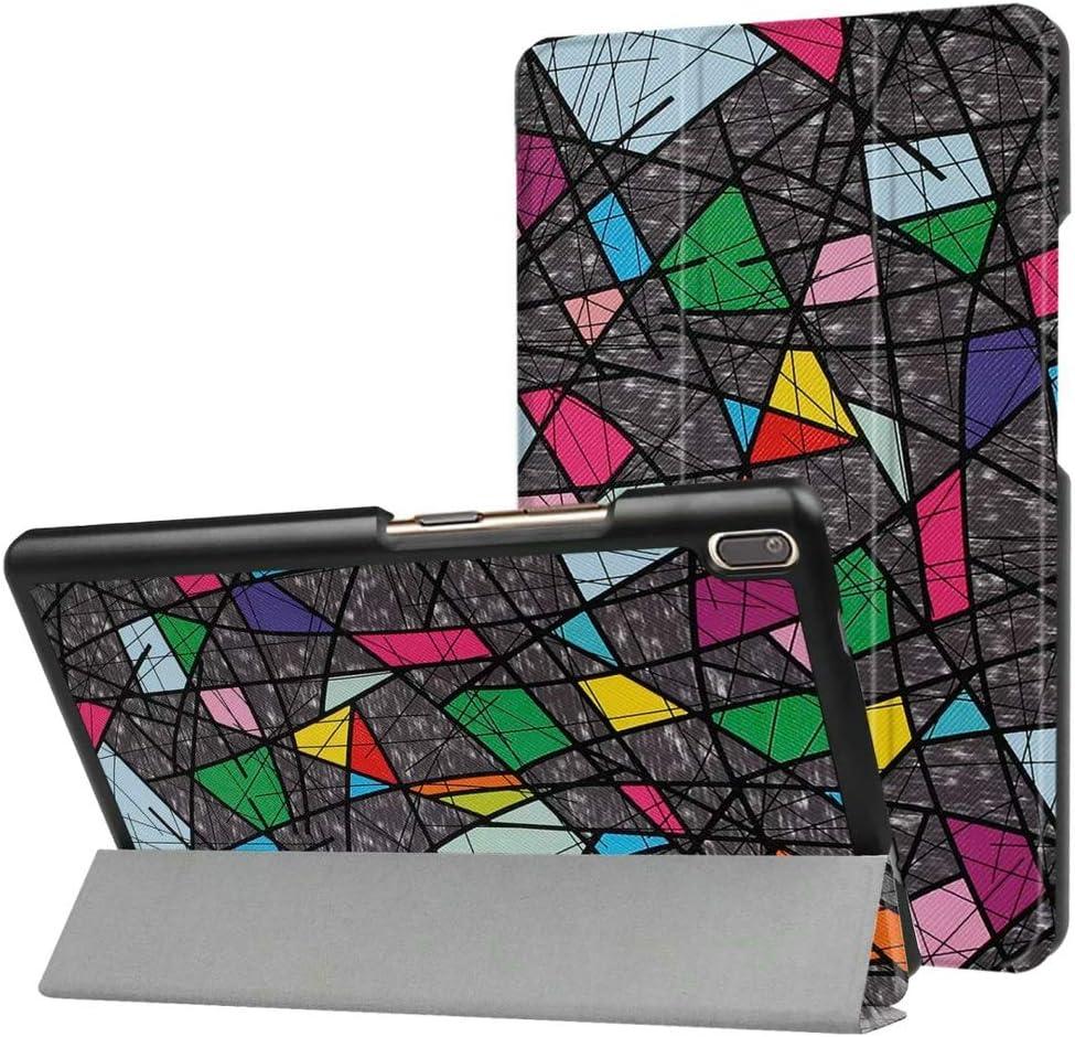 for Lenovo Tab 4 8 Plus TB-8704V 8704V Tablet Cover, Ultra Slim Lightweight Folio Stand Leather Case for Lenovo Tab XiaoXin Small 8.0 TB-8804F 8804F TB-8804N 8804X 8 (Church Window)