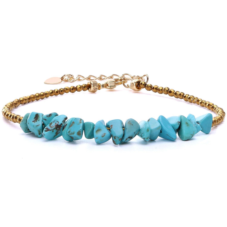 18K Gold Chain Bracelet...