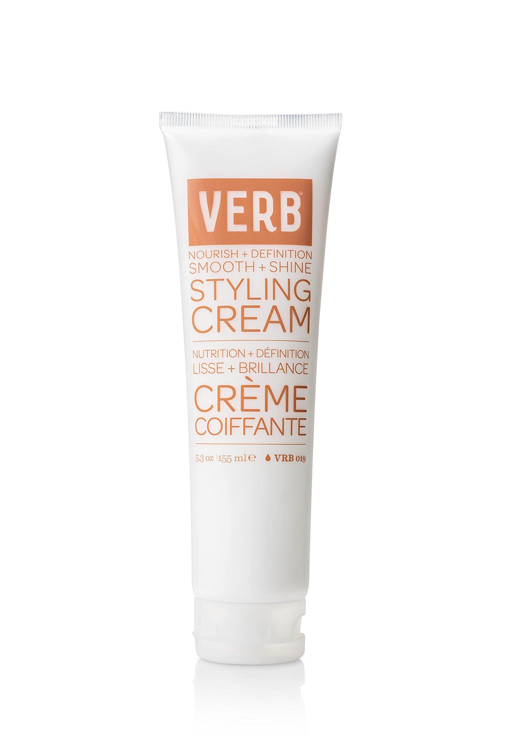 Verb Styling Cream - Nourish + Definition + Smooth + Shine 5.3 oz by verb