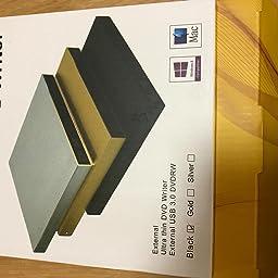 Amazon Co Jp Usb 3 0 外付け Dvd ドライブ Dvd プレイヤー ポータブルドライブ Cd Dvd読取 書込 Dvd Rw Cd Rw Usb 3 0 2 0 Windows Mac Os対応 高速データ転送 薄型 静音 ブラック パソコン 周辺機器