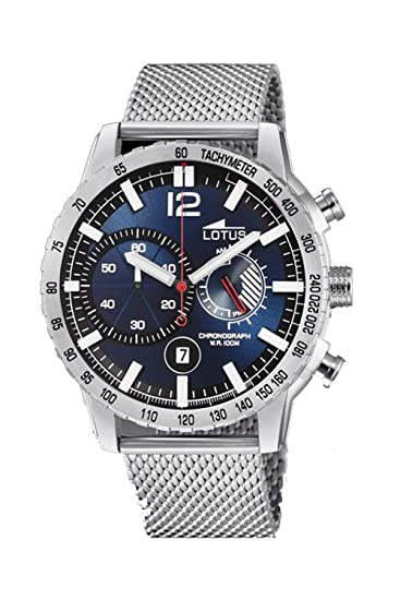 l'ultimo 9095d 2a615 Lotus, orologio da uomo, 10137/2: Amazon.it: Orologi