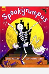 Spookyrumpus (Book & CD) Paperback