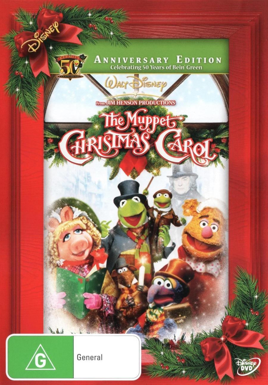 The Muppet Christmas Carol Trailer.Amazon Com The Muppet Christmas Carol 50th Anniversary