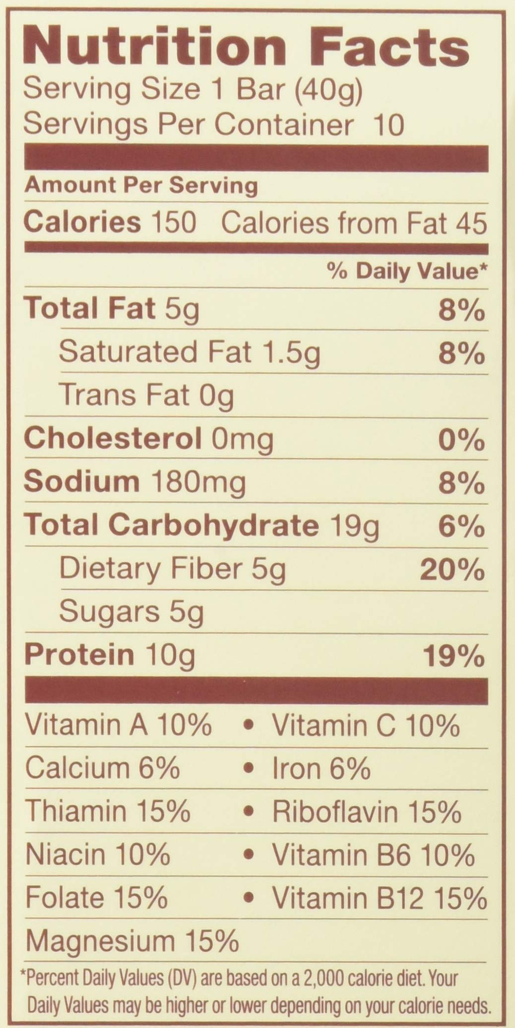 Think Thin Salted Caramel Lean Bar, 1.41 Ounce -- 120 per case. by thinkThin (Image #2)