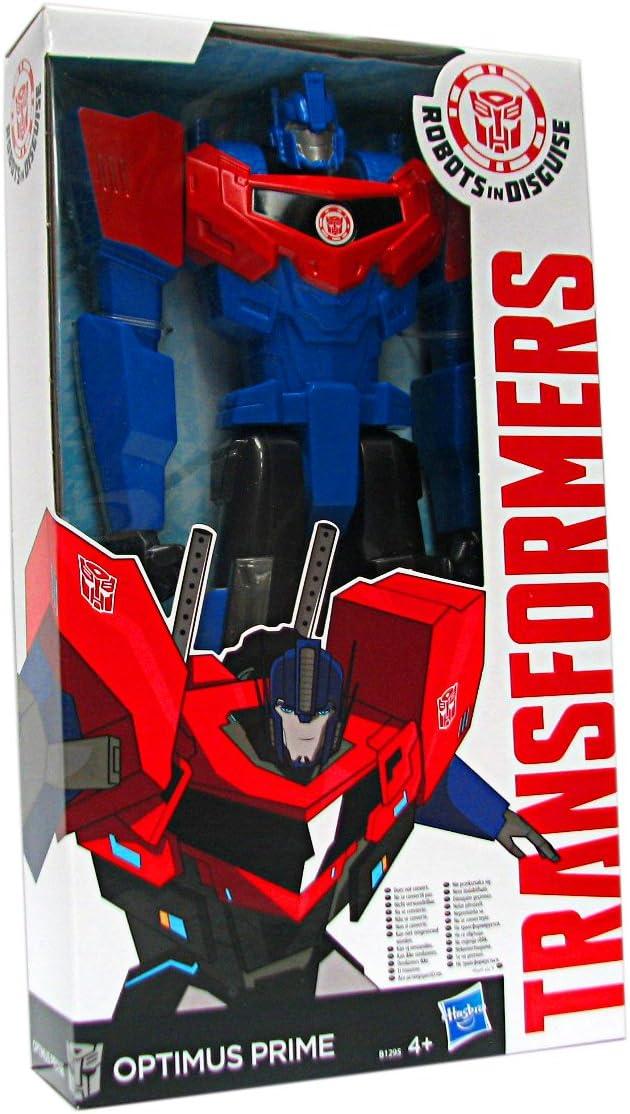 Transformers - Figura Optimus Prime (Hasbro B1295): Amazon.es: Juguetes y juegos