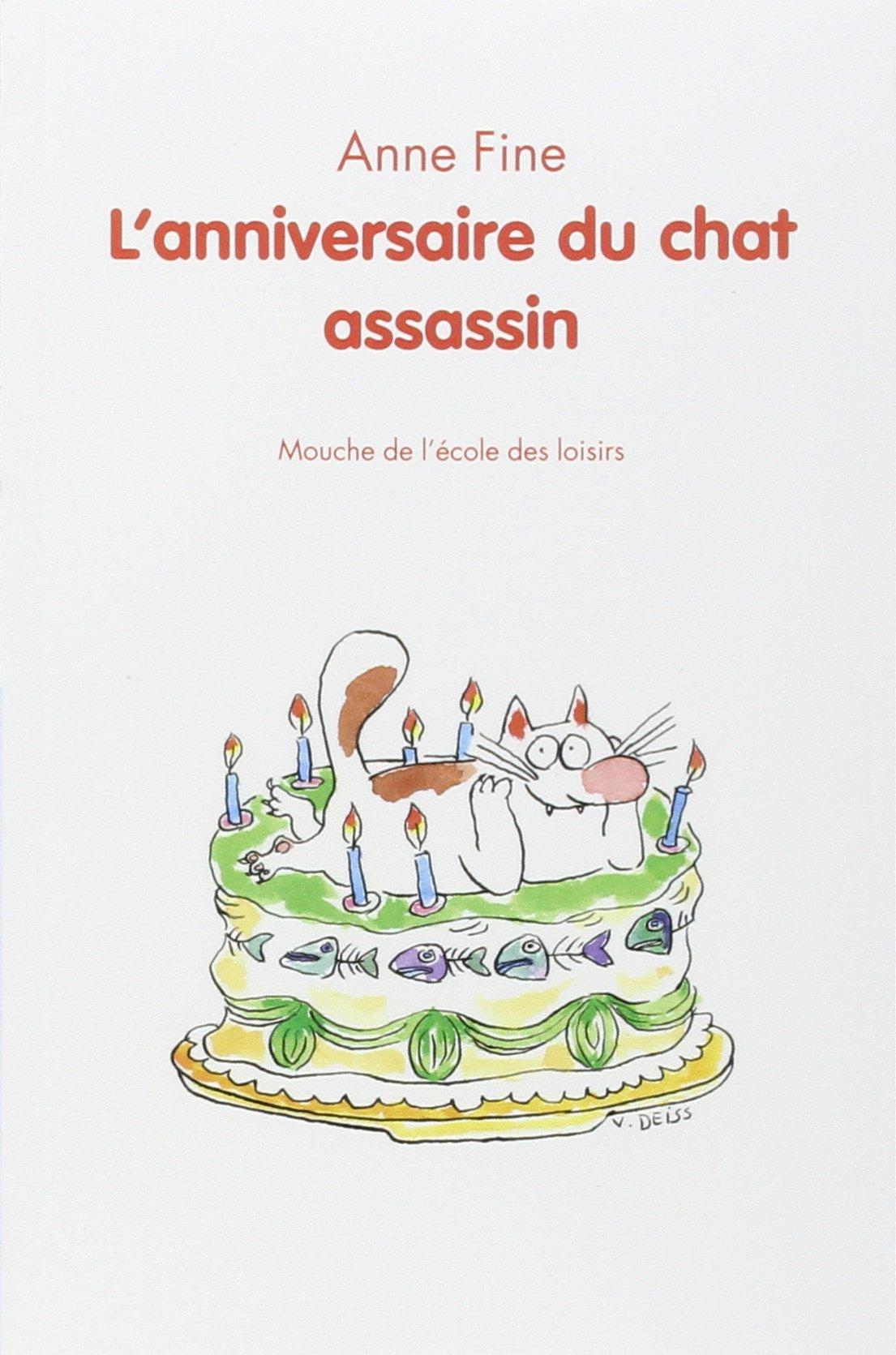 L'Anniversaire Du Chat Assassin (French Edition) PDF