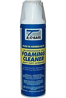 AC Safe Foaming Coil Cleaner, 19 oz