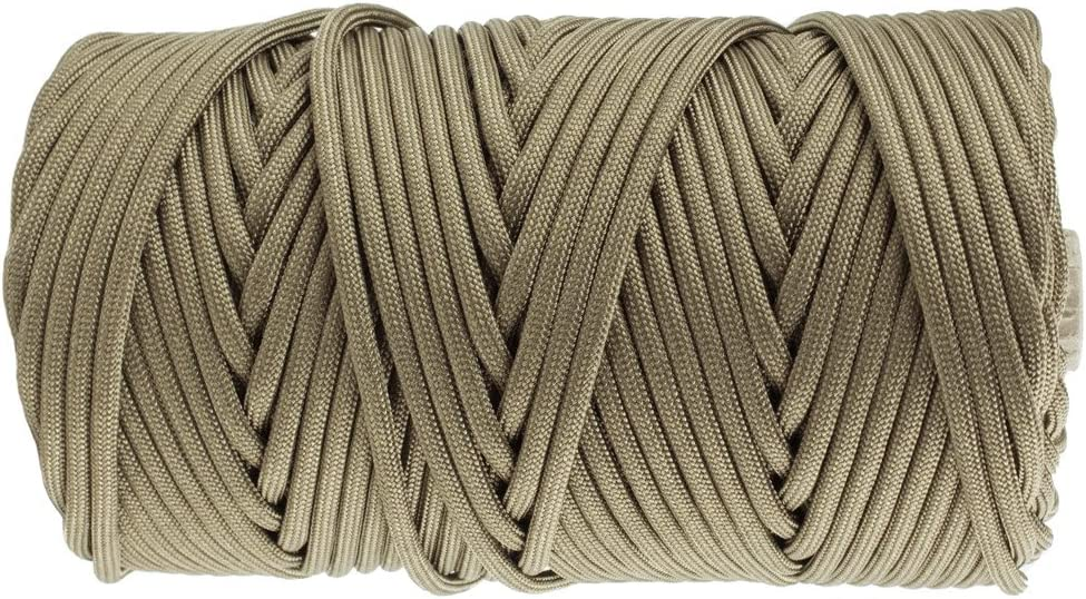 7 Strand and Type IV 200 Feet 11 Strand GOLBERG Mil-C-5040H Mil-Spec Type III 50 100 Paracord Multiple Colors