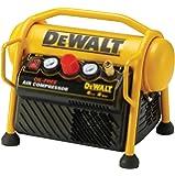 DeWalt DPC6MRC-QS Compresor de 6L sin Aceite y portátil de 1.100W con presión de 8Bar