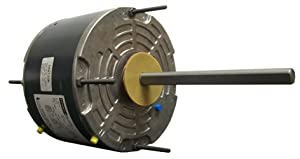 Fasco D919 5.6-Inch Condenser Fan Motor, 1/8 HP, 208-230 Volts, 1075 RPM, 1 Speed.9 Amps, Totally Enclosed, Reversible Rotation, Sleeve Bearing