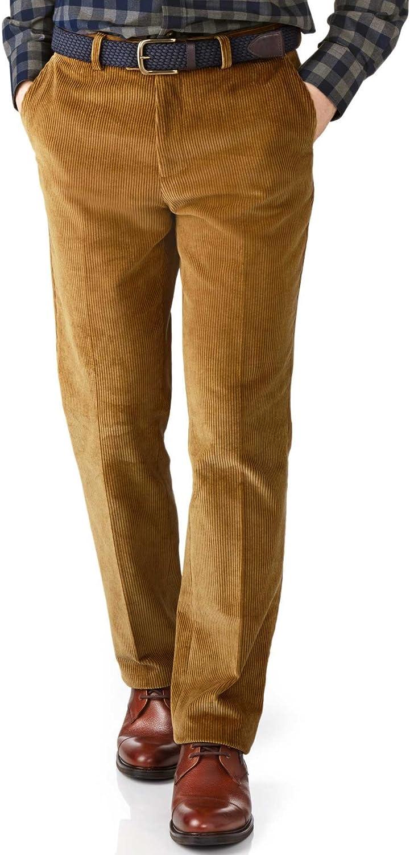 Pantalones Amarillos De Pana Gruesa Slim Fit Amazon Es Ropa Y Accesorios