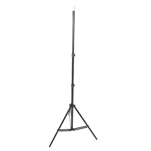 387 opinioni per DynaSun W803 Cavalletto Stativo Professionale, 220 cm, Attacco Spigot Standard