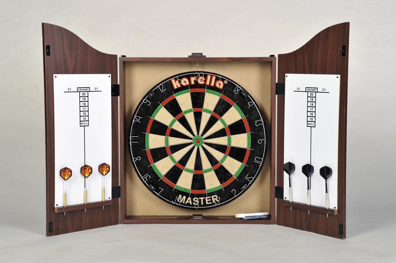 Unbekannt Winsport 8074.01 Dart-Cabinet King's Head B000ZY242S Dartboards Offizielle Webseite