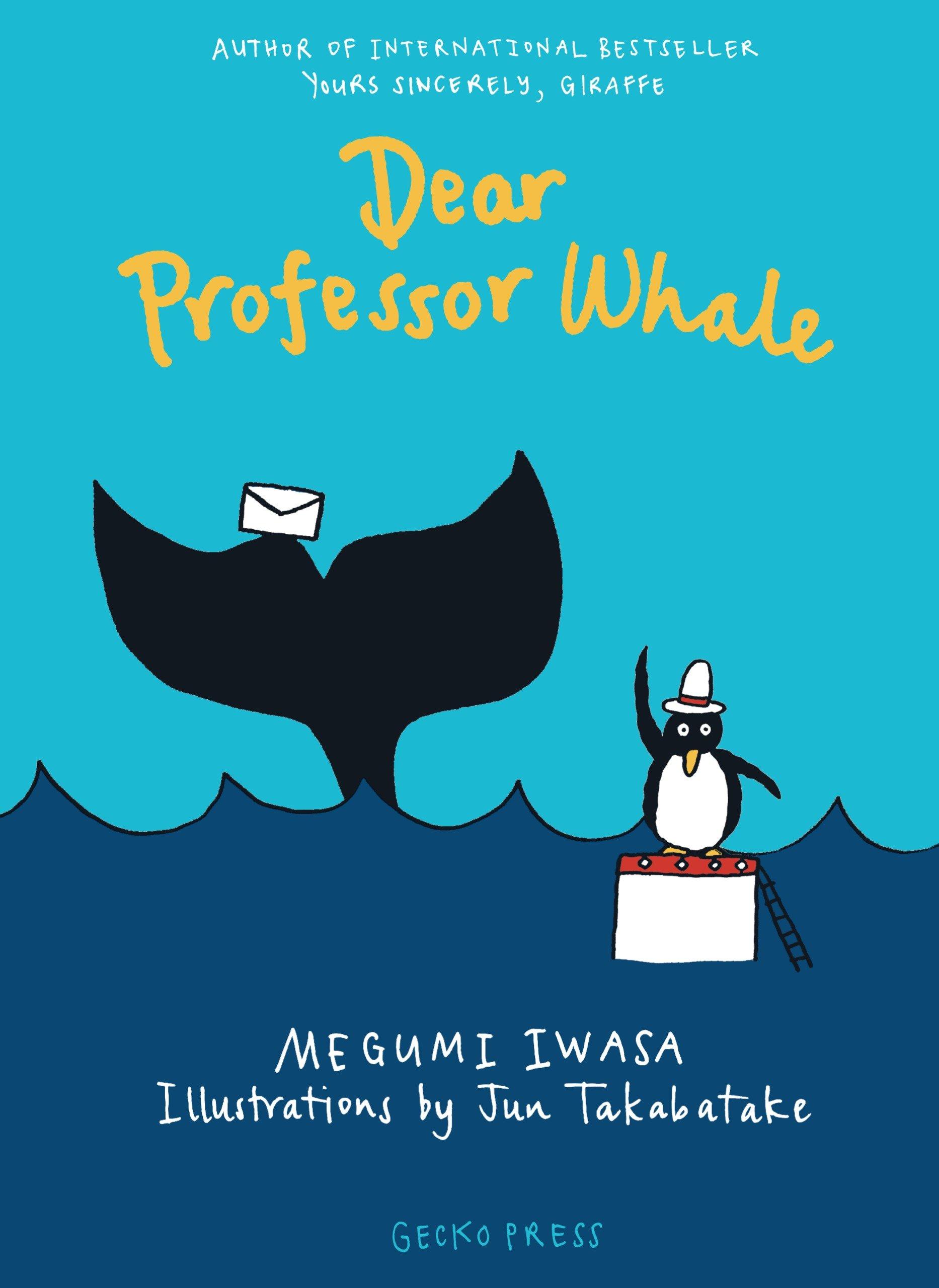 amazon dear professor whale megumi iwasa jun takabatake