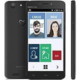 CerQana smartphone sencillo con localizador