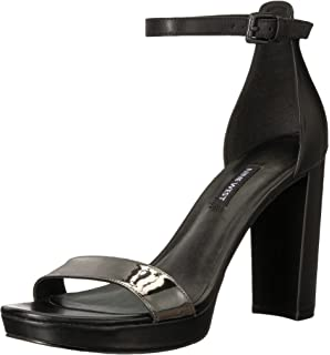 e3b602eadd2 Nine West Women s Dempsey Leather Dress Sandal