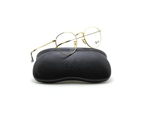 44bd79dd576a Image Unavailable. Image not available for. Color: Ray-Ban RX3447V Round  Metal Optics Prescription Glasses 2500 ...