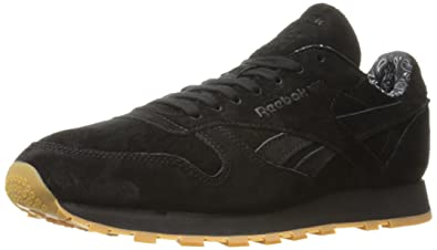 reebok classic leather tdc noir