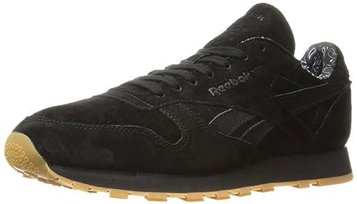 299cba9d58d Reebok Men s Classic Leather TDC Fashion Sneaker  Amazon.co.uk ...