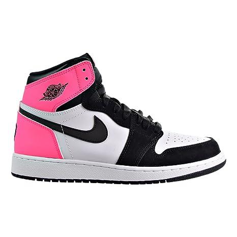 Nike Nike Nike Air Jordan 1 Retro High 881426009 Colore: Bianco nero rosa 2c5fbf