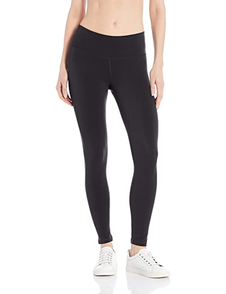 Amazon Essentials Women's Performance Mid Rise 7/8 Length Legging by Amazon Essentials