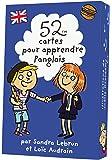 52 CARTES POUR APPRENDRE L'ANGLAIS