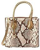 Michael Kors Mercer Medium Leather Messenger Bag