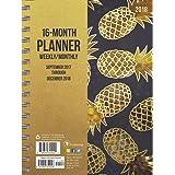 2018 Pineapples Weekly Planner