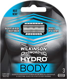 Wilkinson Sword Hydro BODY - Maquinilla Afeitadora Corporal ...