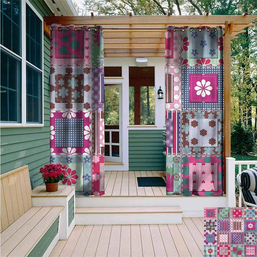 AFGG Curtains for Living Room,Cabin Life is Better at The Lake,Curtains for Living Room,W72x84L