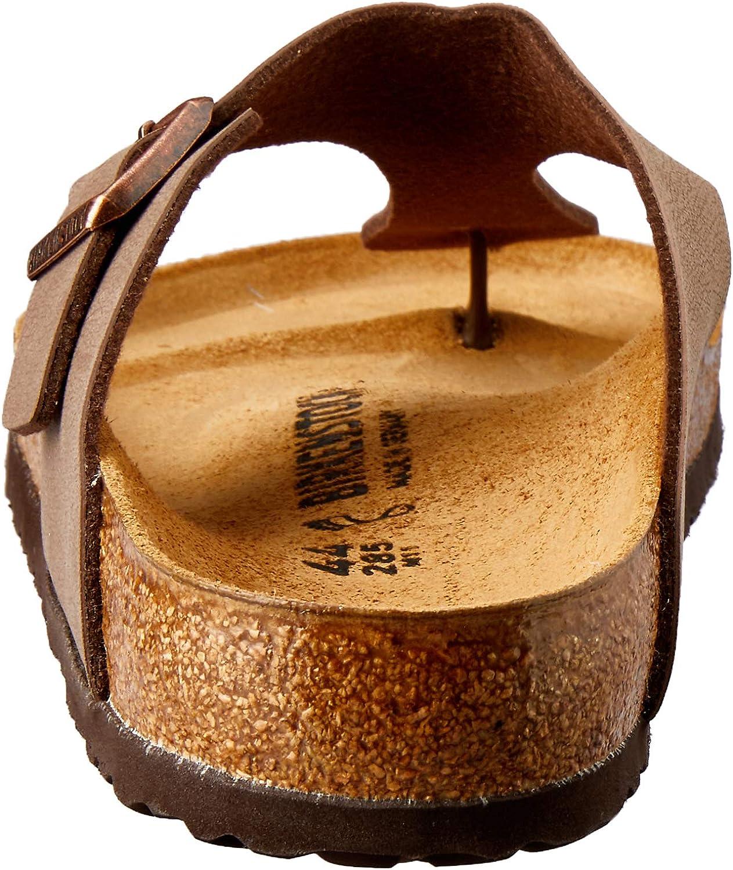 Birkenstock 43731 Gizeh Women's Style Sandal Brown (Mocca)