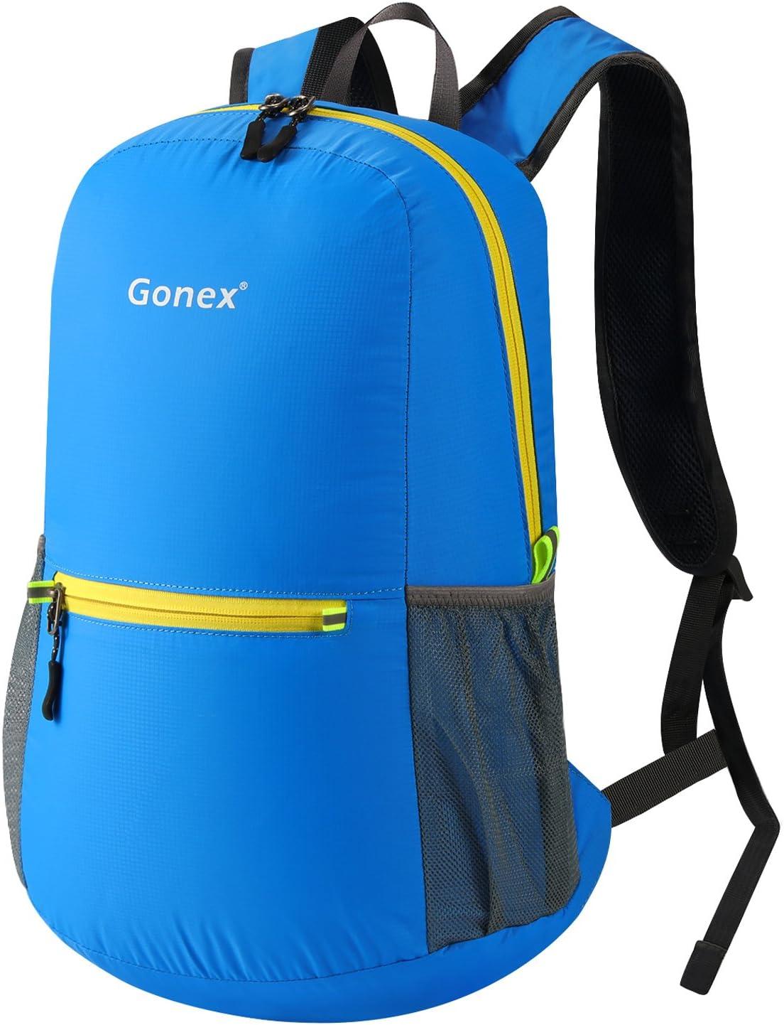 Der Gonex Unisex 20l  im Test - ein Faltrucksack zum kleinen Preis