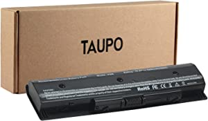 TAUPO New P106 Pi06 Laptop Battery Compatible with HP P109 PI09 710416-001 710417-001 H6L38Aa#Abb HSTNN-YB4N HSTNN-UB4N HSTNN-LB4N HSTNN-LB4O HSTNN-YB4O[11.1V, 6-Cell] -12 Months Warranty