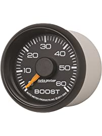 Auto Meter 8305 Chevy Factory Match Mechanical Boost Gauge