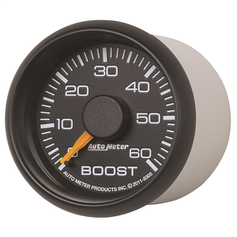 Auto Meter 8305 Chevy Factory Match Mechanical Boost Gauge