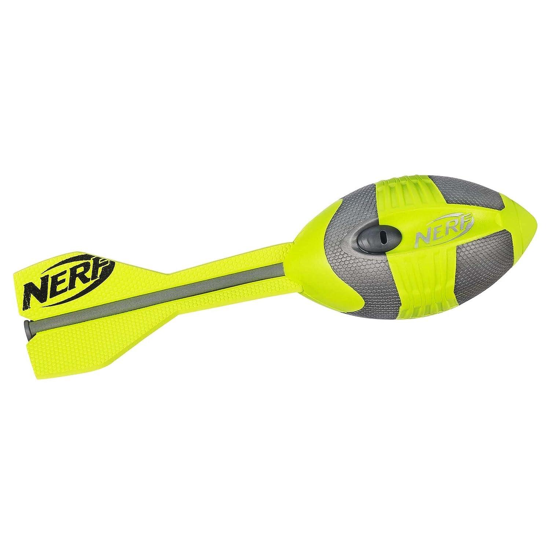 Amazon Nerf N Sports Vortex Aero Howler Football Green and Grey Toys & Games