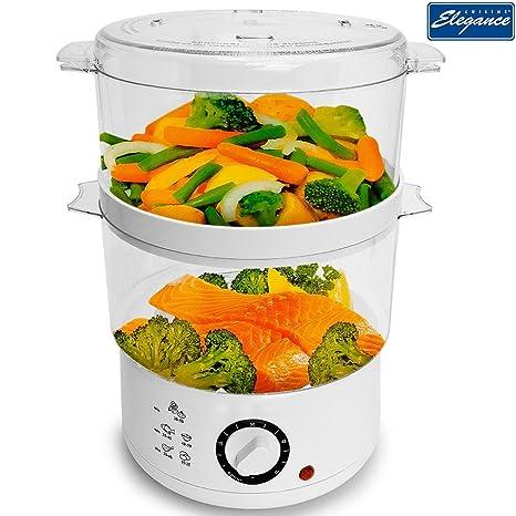 Leogreen - vaporiera e elettrodomestico per preparazione cibo ...