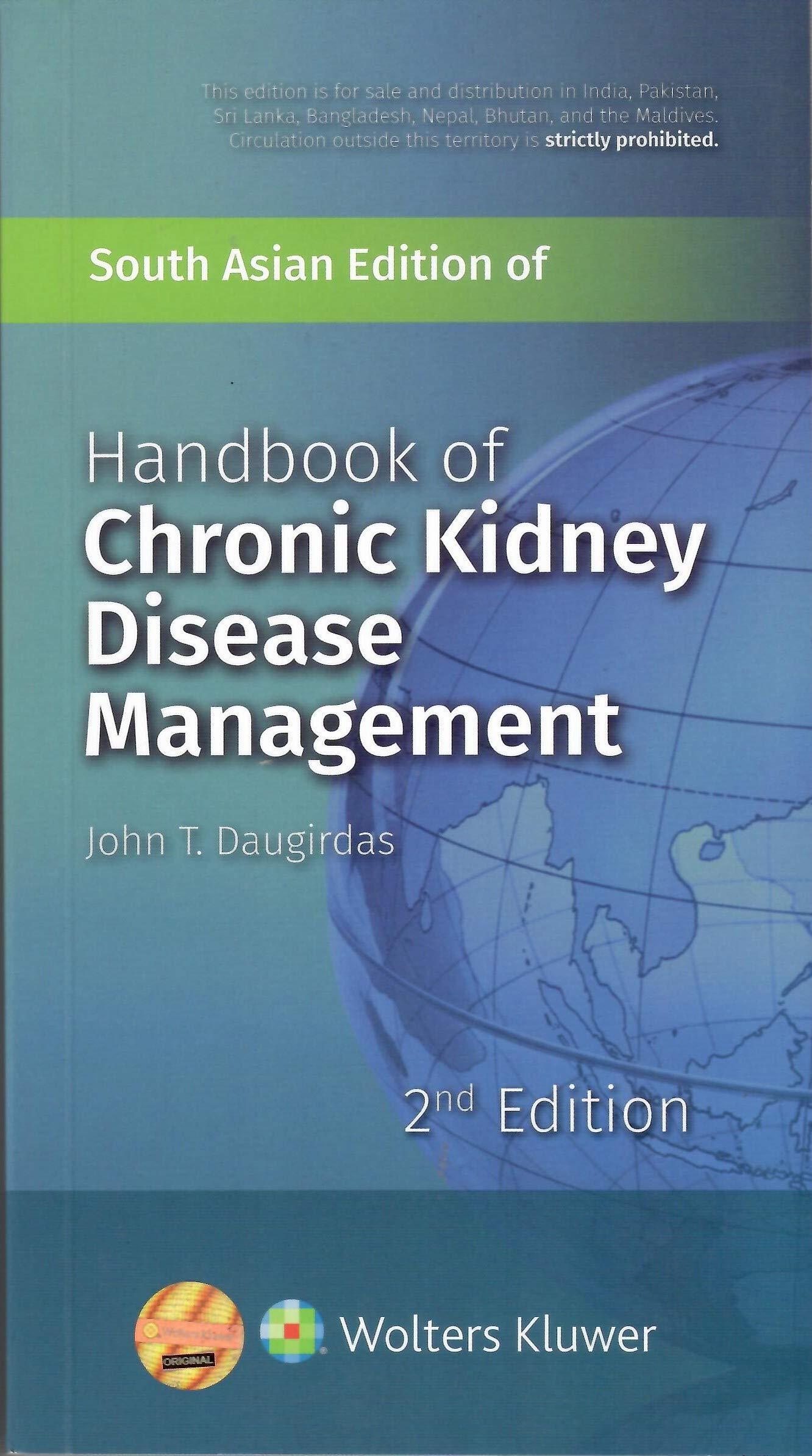 Buy Handbook Of Chronic Kidney Disease Management Book Online At Low Prices In India Handbook Of Chronic Kidney Disease Management Reviews Ratings Amazon In