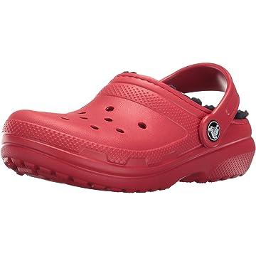 mini Crocs Classic Lined