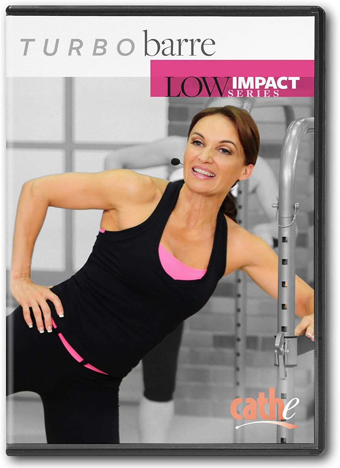 Cathe Friedrich's Low Impact Series: Turbo Barre [DVD]