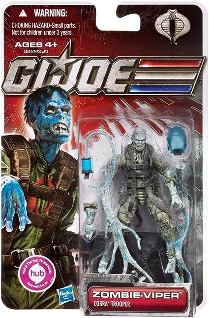 Joe Cobra C.L.A.W.S Hasbro G.I 3 3//4 INCH FIGURE