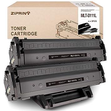 ZIPRINT 1800 Páginas Tóner Compatible Samsung MLT-D111L D111L para ...